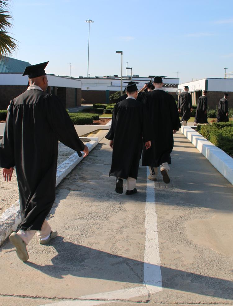 CIU Prison Initiative graduates
