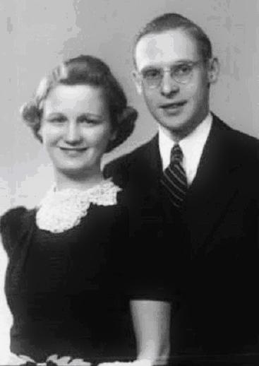 CIU alumni Will and Colene Norton in 1939