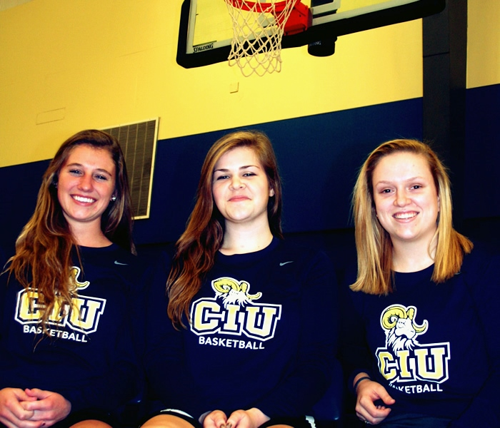 Women's basketball transfers from Clearwater Christian College to CIU