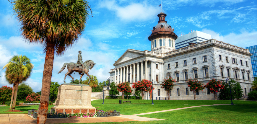 CIU is located about 15 from the South Carolina State House.