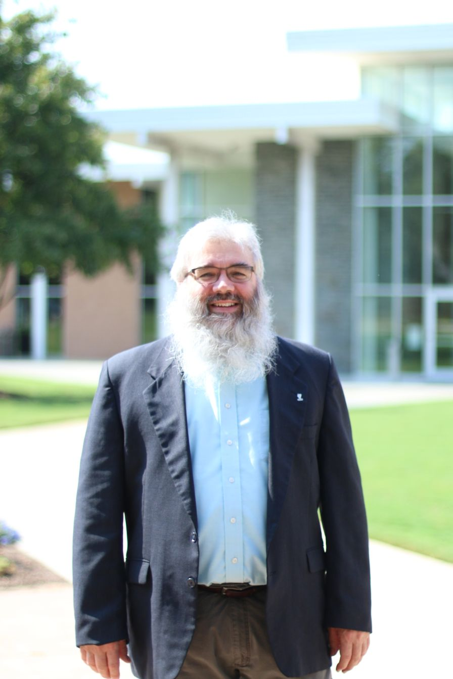 John Crutchfied, Middle Eastern Studies Program Director